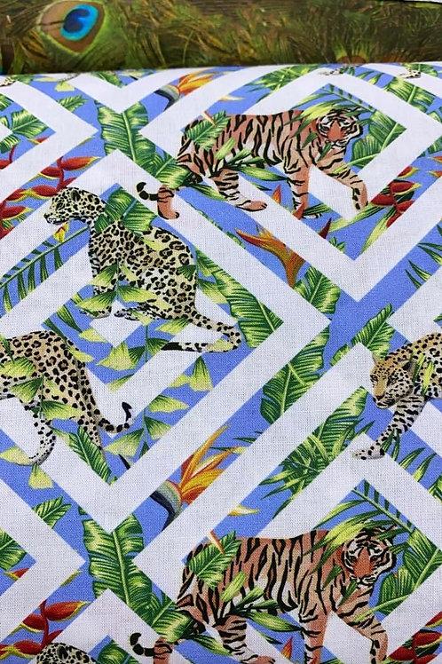 Leapards cotton