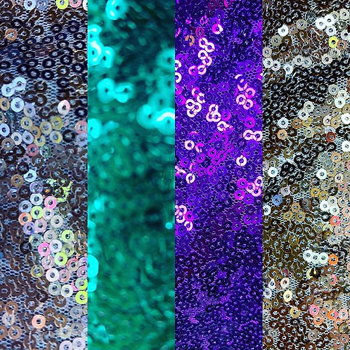 sequins and sparkles