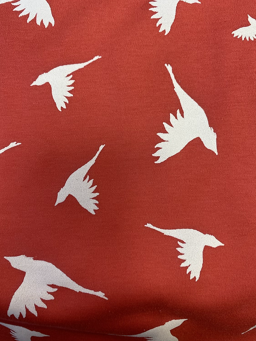 Swallows coral jersey