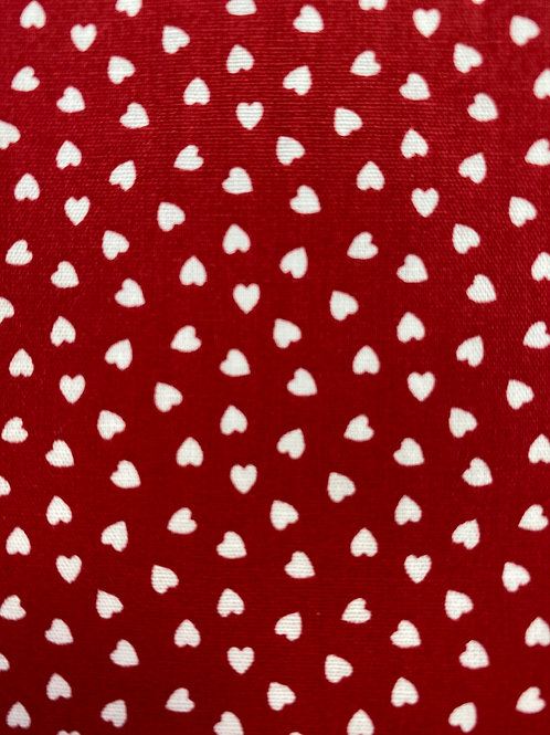 Mini heart cotton
