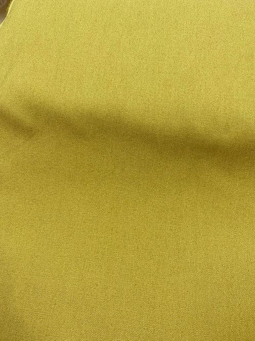 Mustard cotton canvas