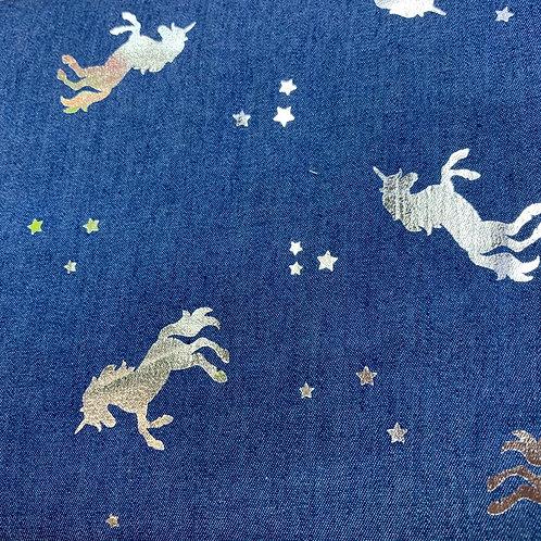 Unicorns Chambrays