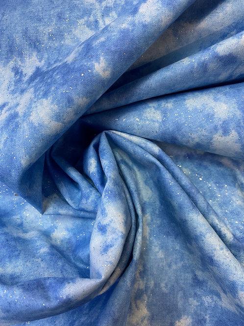 Glitter batik cotton