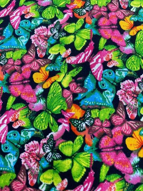 Butterflies Poppy Europe
