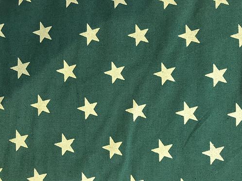 Gold star green