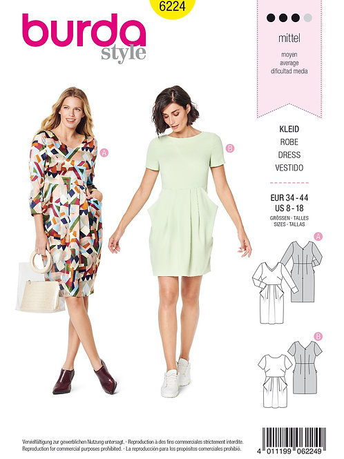Burda patterns