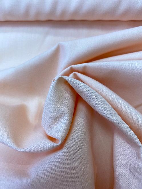 Peach 100% cotton