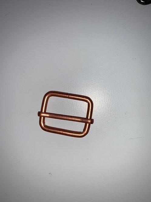 Bronze slider