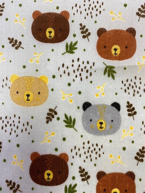 Bear Polycotton