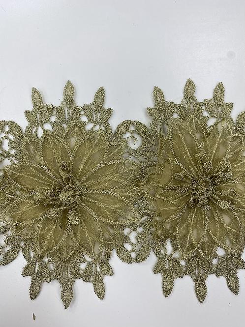 Lux designer lace trim