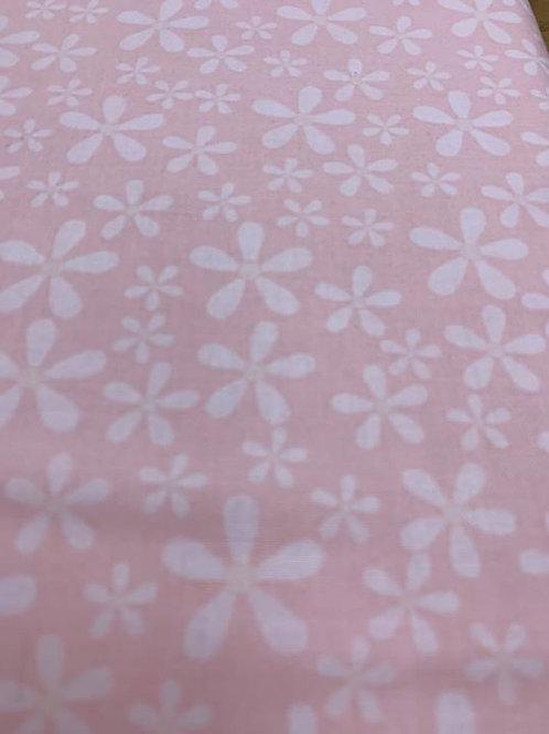 pink cotton print