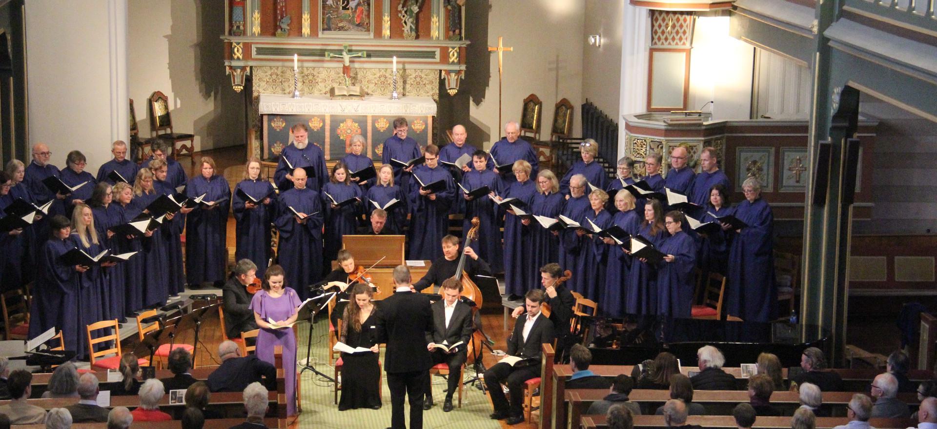 Avslutningskonsert Domkirken