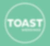 Toast wedding magazine