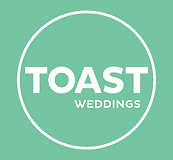 Toast wedding magazine