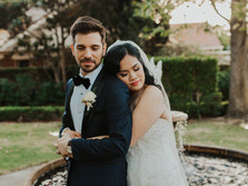 KATE & DANIEL'S ASCOT HOUSE WEDDING