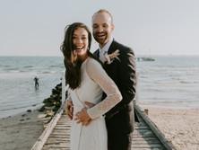 TAIBA & JARED'S GLORIOUS JEWISH WEDDING