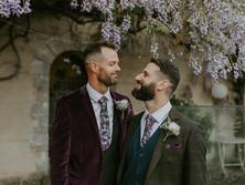 PHIL & JOSH'S MONTSALVAT WEDDING