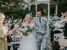 AMANDA & PETER'S NATHANIA SPRINGS WEDDING