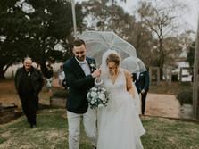 SAMMY & JARRYD'S BAXTER BARN WEDDING