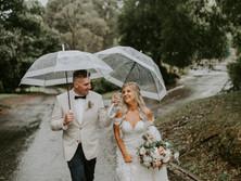ZOE & DAMIEN'S SKY HIGH MT DANDENONG WEDDING