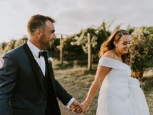 BIANCA & BRENDAN'S THE VINES YARRA VALLEY WEDDING