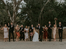 KATHERINE & ROBBIE'S ACACIA RIDGE WINERY WEDDING