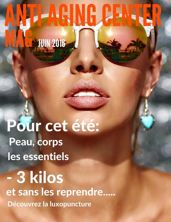 Le numéro de juin de notre MAG est paru!