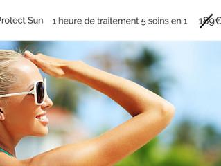Notre soin d'été: LE SKIN PH PROTECT SUN