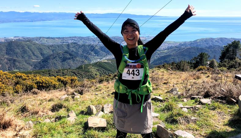 ネルソンのトレランイベント Dun Run 27km