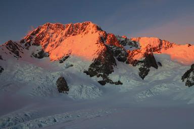 プラトーハット氷河トレッキング