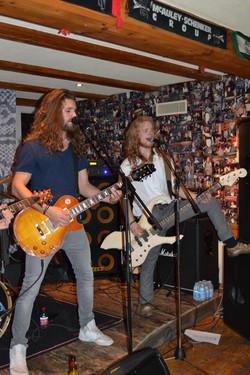 Mischu's Rock&Blues - Chris & Andy