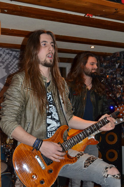 Mischu's Rock&Blues - Ref & Chris
