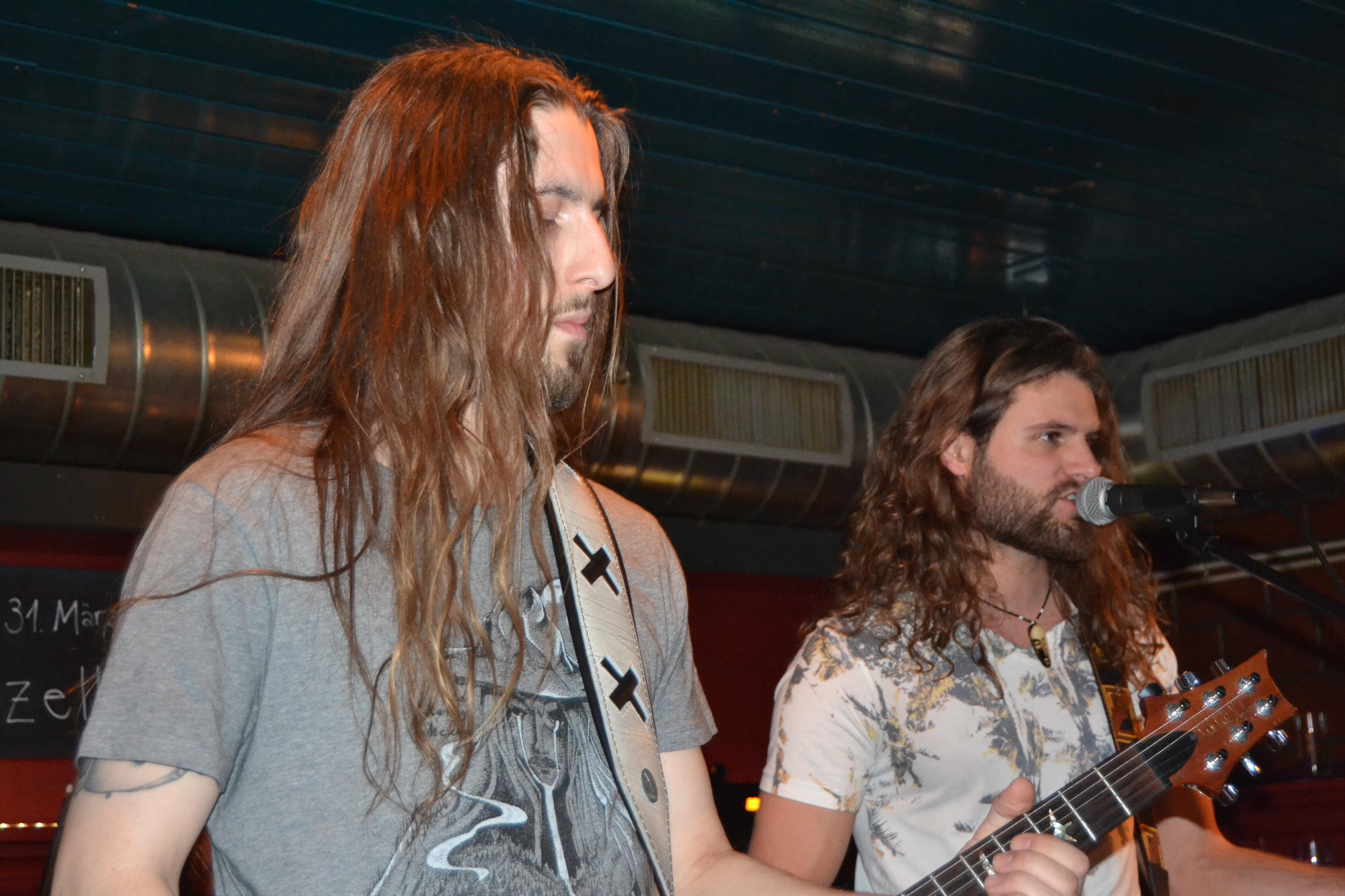 Musigbeiz Schlüssel - Ref & Chris