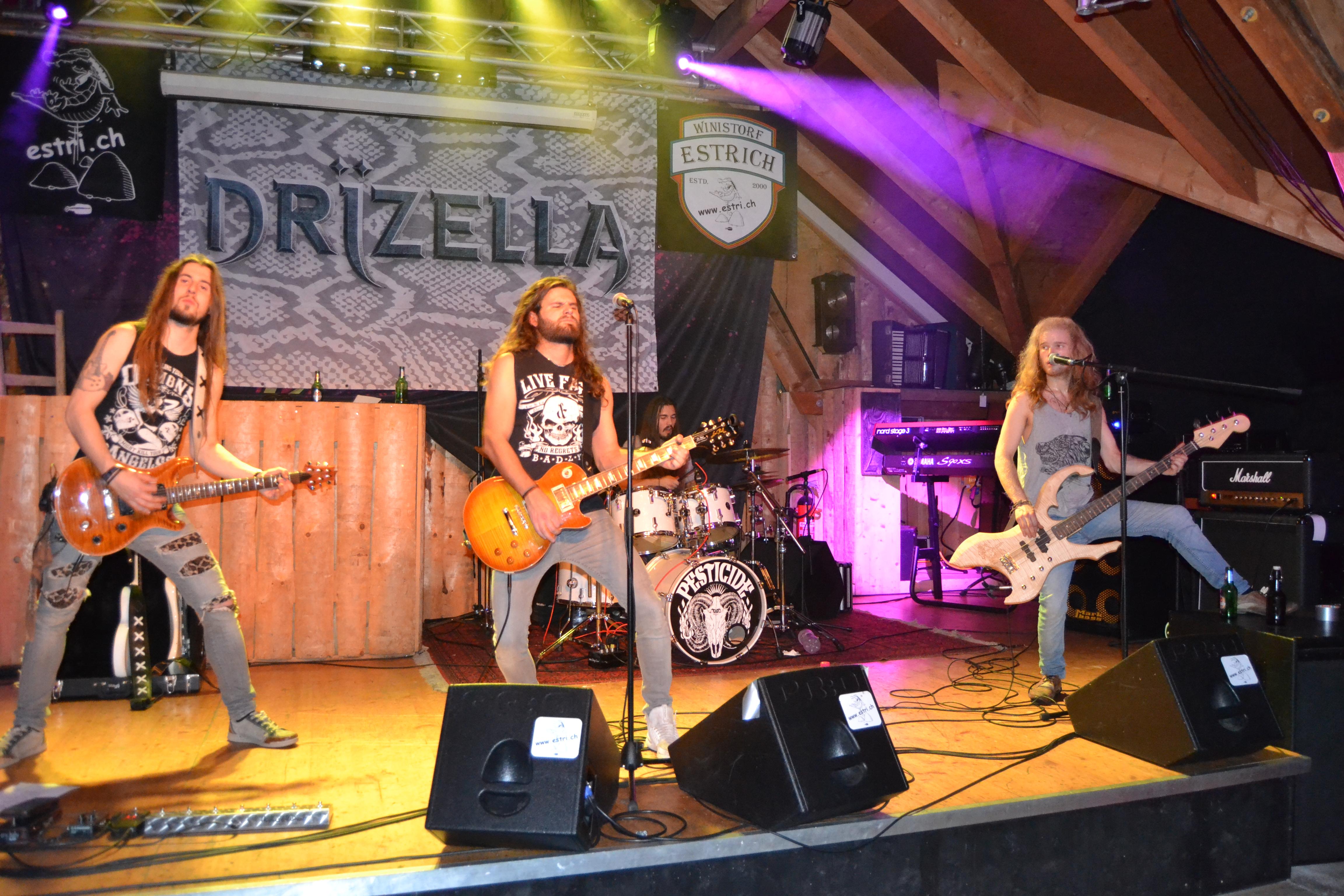 Estri.ch - Drïzella Band