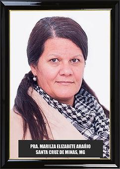 Marilza Elizabete Santa Cruz de Minas, M