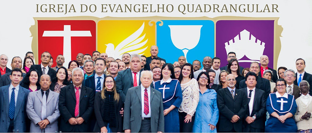 Pastores da Região, Obreiros juntamente com o Pastor Carlos