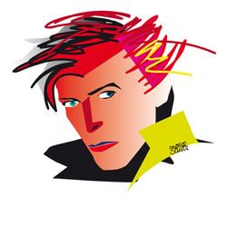David Bowie ©Sauro