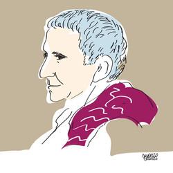 Gertrude Stein ©Sauro