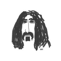 Frank Zappa ©Sauro