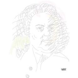 Johann Sebastian Bach ©Sauro
