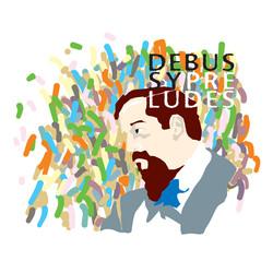 Debussy ©Sauro