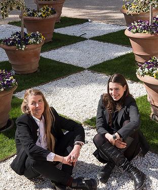 Mirta Lancellotti e Barbara Di Romano