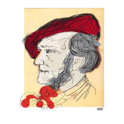 Richard Wagner ©Sauro
