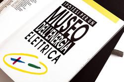 Enel Logo Museo dell'Energia Elettrica