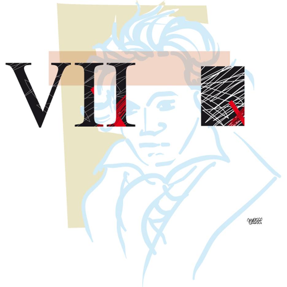 Ludvig van Beethoven ©Sauro
