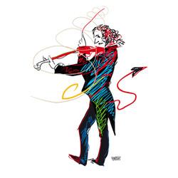 Niccolò Paganini ©Sauro