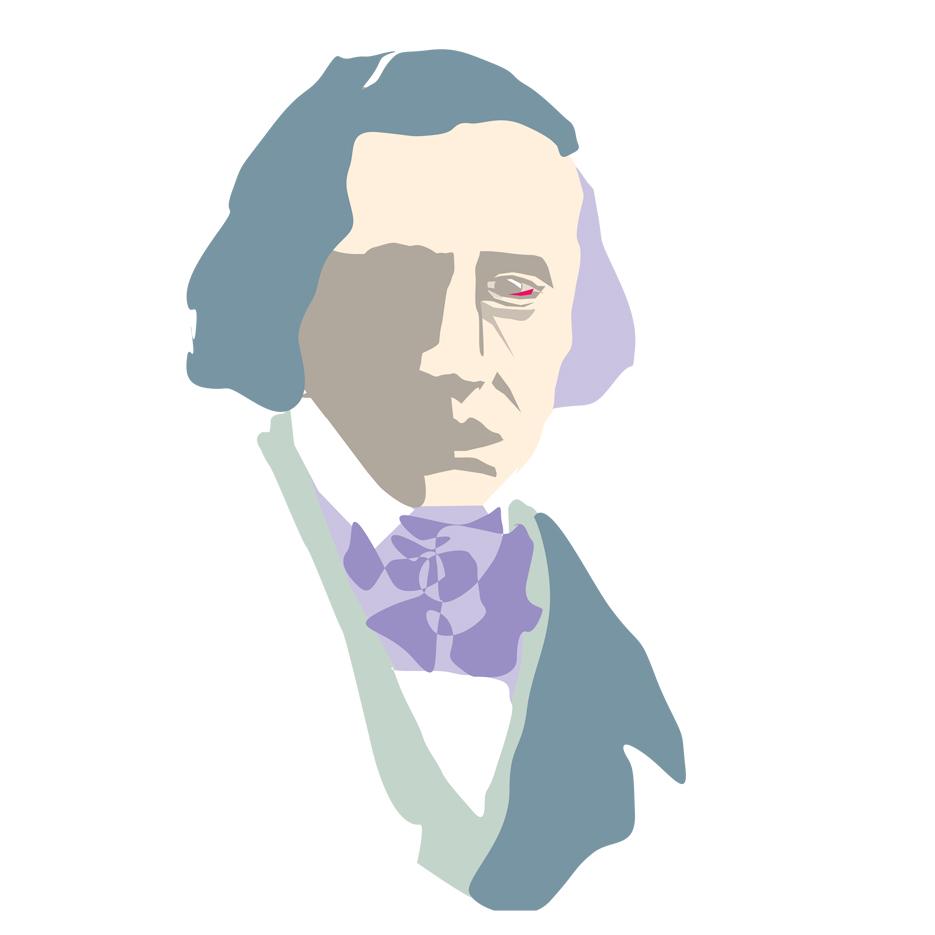 Chopin ©Sauro