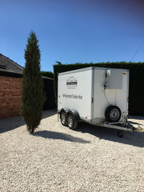 Refrigerated chiller trailer hire