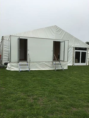 3+1 LUXURY TOILET HIRE WEDDING AND CORPO