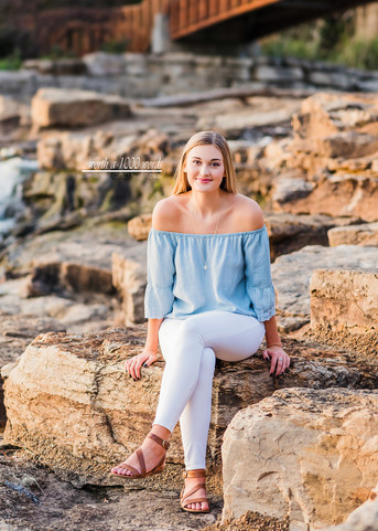 senior photography kansas city